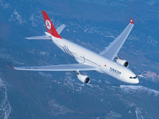 Turkish Airlines adds two new routes to its Russian network