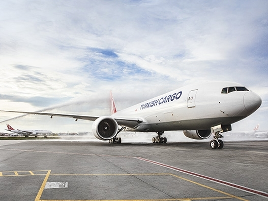 Turkish Cargo starts to operate at its new Istanbul hub