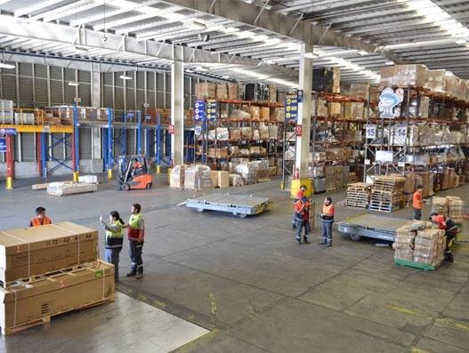 UASL picks Hermes' modular cargo management ecosystem for Santiago Airport