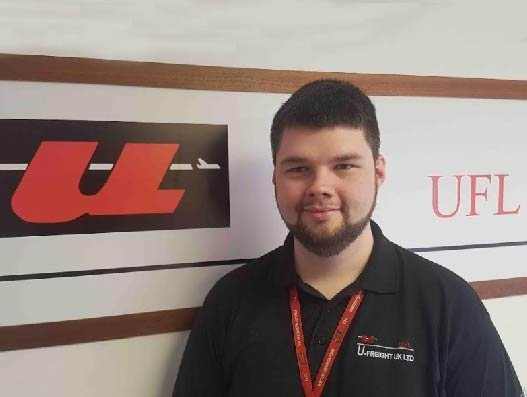 U-Freight elevates Daniel Ludlow to operations director for UK arm