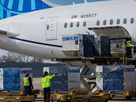 United Cargo ups flight frequencies between US and military bases