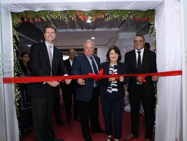 UPS opens logistics facility in Hyderabad, India