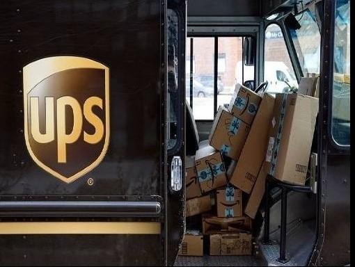 UPS sees Q3 revenues grow 16%