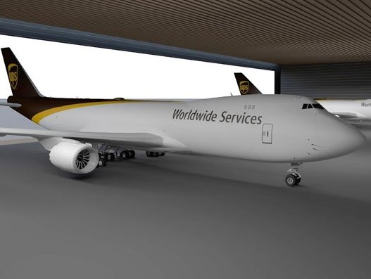UPS to invest $220 million for new hangar at Worldport