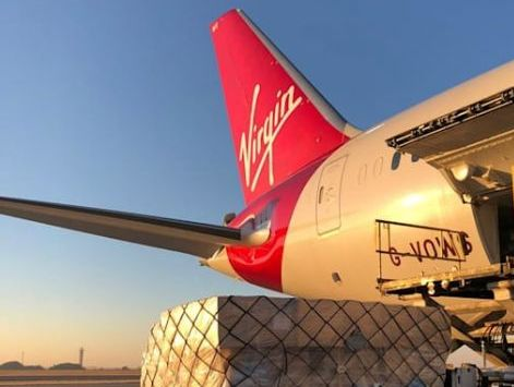 Virgin Atlantic and Virgin Unite fly crucial medical supplies into Africa