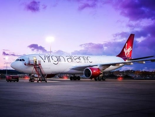 Virgin Atlantic unveils ambitious plans to become Britain's second flag carrier