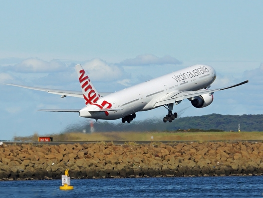 Virgin Australia looks at Melbourne-Hong Kong service