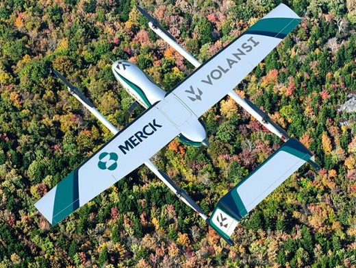 Volansi launches drone delivery programme to deliver medicines in North Carolina