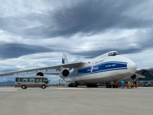 Volga-Dnepr demonstrates stable performance results for the first six months of 2020