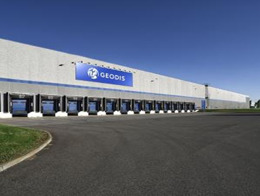 Swedish multinational company Electrolux partners with Geodis in Italy