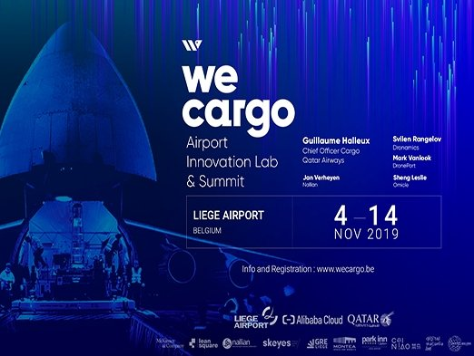 Liege Airport to host WeCargo event this November