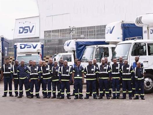 DSV's board of directors visit South Africa