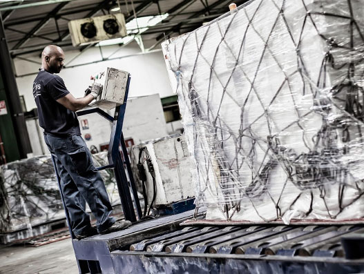 WFS gets 3-year cargo handling contract of Qatar Airways in Stockholm