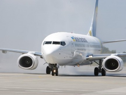WFS bags 18-month contract with Ukraine International Airlines