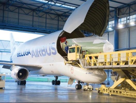 WFS bags Airbus Beluga handling contract in Getafe