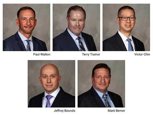 WFS strengthens leadership team in North America with five new appointments