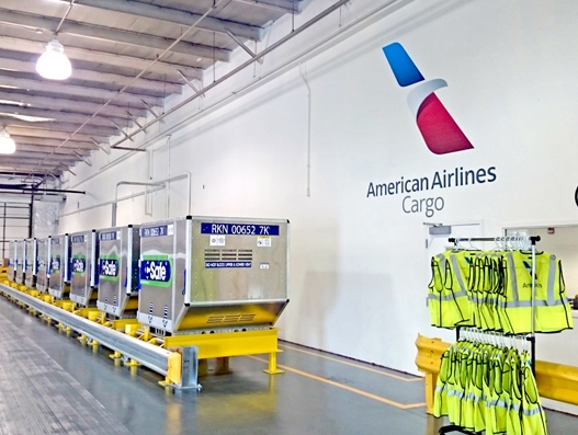 American Airlines Cargo to enhance network with daily widebody service