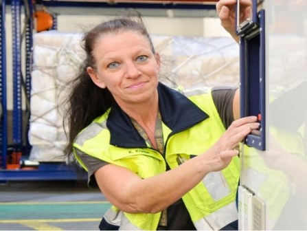 Women in cargo make the right move amid pandemic