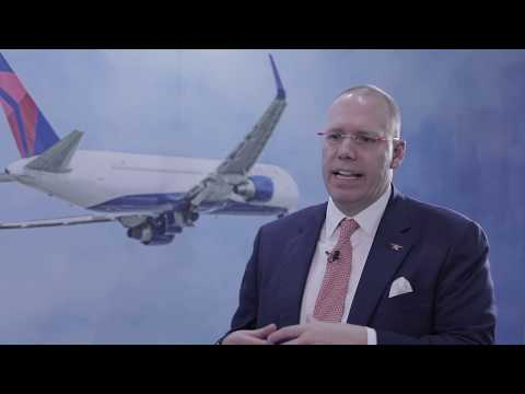 Eric J Wilson, Managing Director - Global Cargo Sales, Delta Air Lines