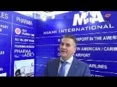 Jimmy Nares, Section Chief - ?Marketing, Miami-Dade Aviation Department & Board Member, Pharma.Aero