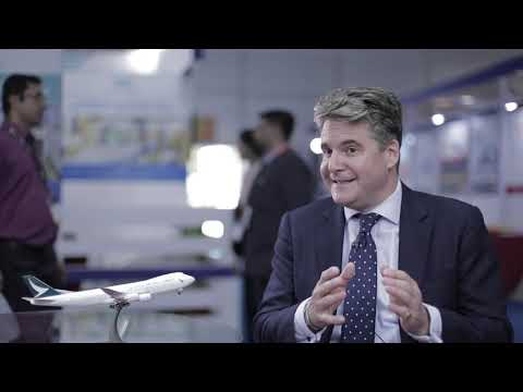 Mark Sutch, Regional General Manager – South Asia, Middle East and Africa, Cathay Pacific Airways