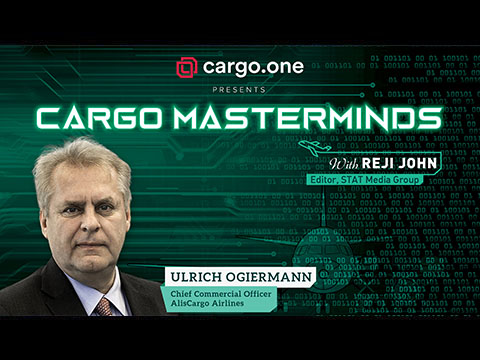Ulrich Ogiermann, Chief Commercial Officer, AlisCargo Airlines