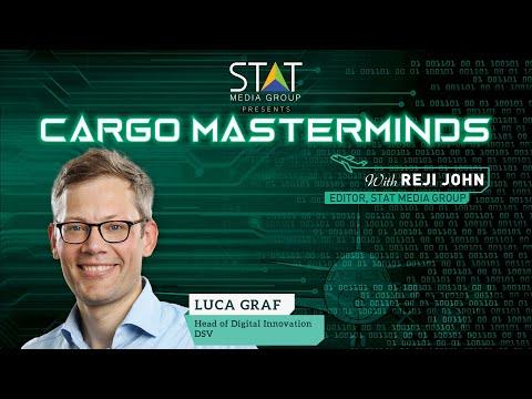 Luca Graf, Head of Digital Innovation, DSV talks to Cargo Masterminds