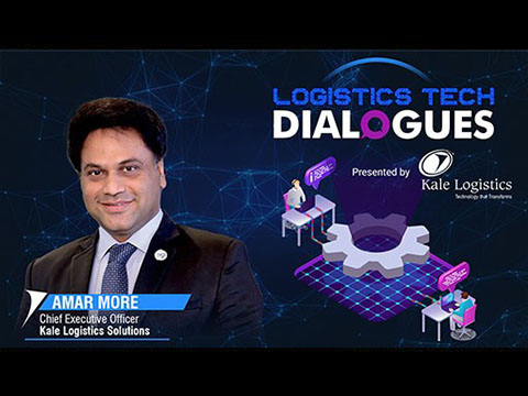 Amar More, Chief Executive Officer, Kale Logistics Solutions
