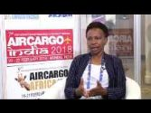 Jane Ngige, CEO, Kenya Flower Council, speaks to STAT Trade Times at ACA 2017