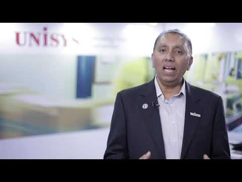 Niranjan Navaratnarajah, director logistics practice enterprise solutions at Unisys Australia