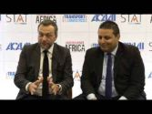Adrien Thominet, CEO, ECS and Salim Quouninich, VP - Cargo, Royal Air Maroc