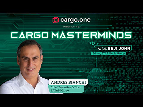 Andrés Bianchi, Chief Executive Officer, LATAM Cargo