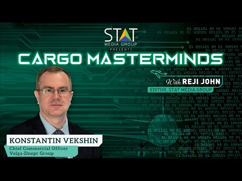 Konstantin Vekshin of Volga-Dnepr Group talks about what's 'cargo supermarket' in Cargo Masterminds