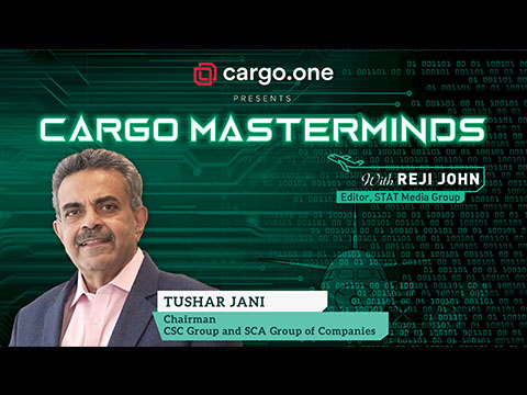 Tushar Jani, Chairman, CSC Group and SCA Group of Companies
