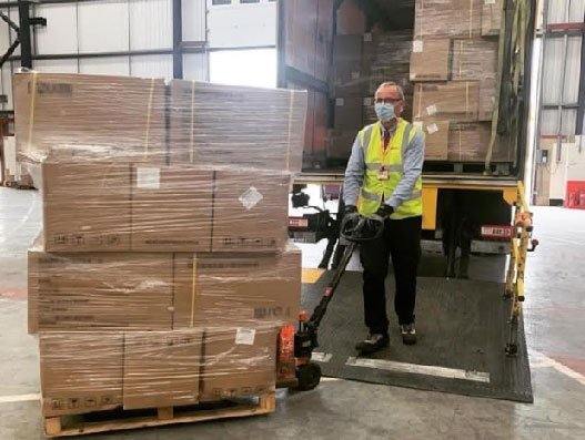 Zencargo, DHL create new supply chain for NHS supplies