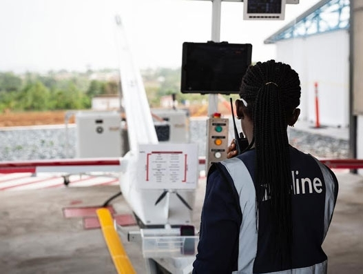 Zipline expands medical drone network to Ghana