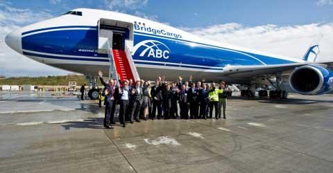 AirBridgeCargo's stellar Q1 growth reflects improved market sentiment