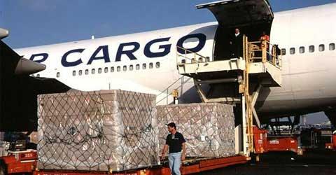 Modest slowdown in air freight market