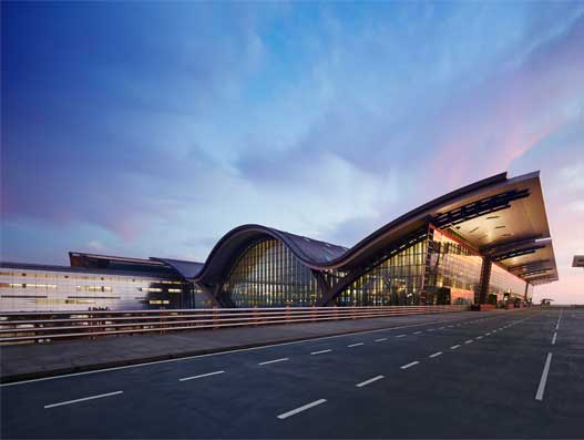 Hamad International Airport offers new impetus to Qatar