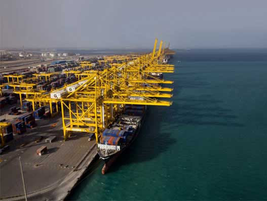 Green strategies for sustainable ports