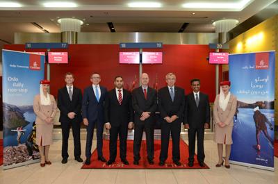 Emirates expands its Scandinavian reach