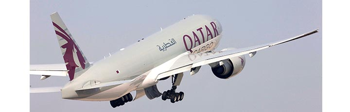 Qatar Airways Cargo launches two new freighter destinations