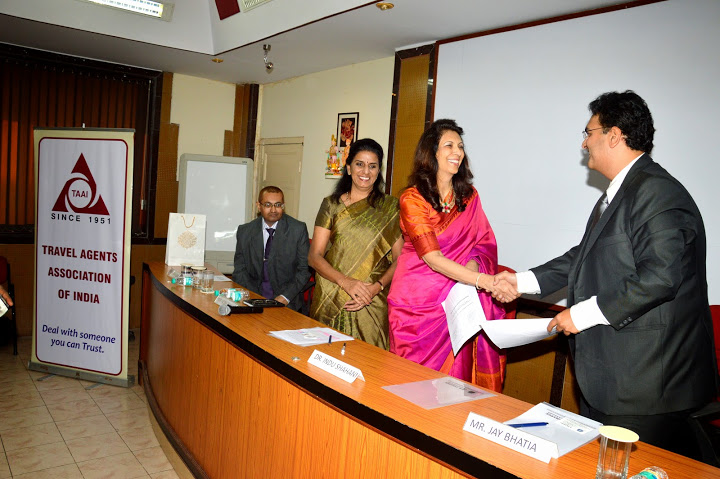 TAAI to offer Degree course in Tourism in association with H.R.College