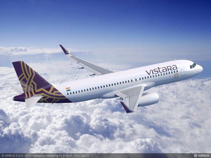 Vistara signs FHS-TSP with Airbus