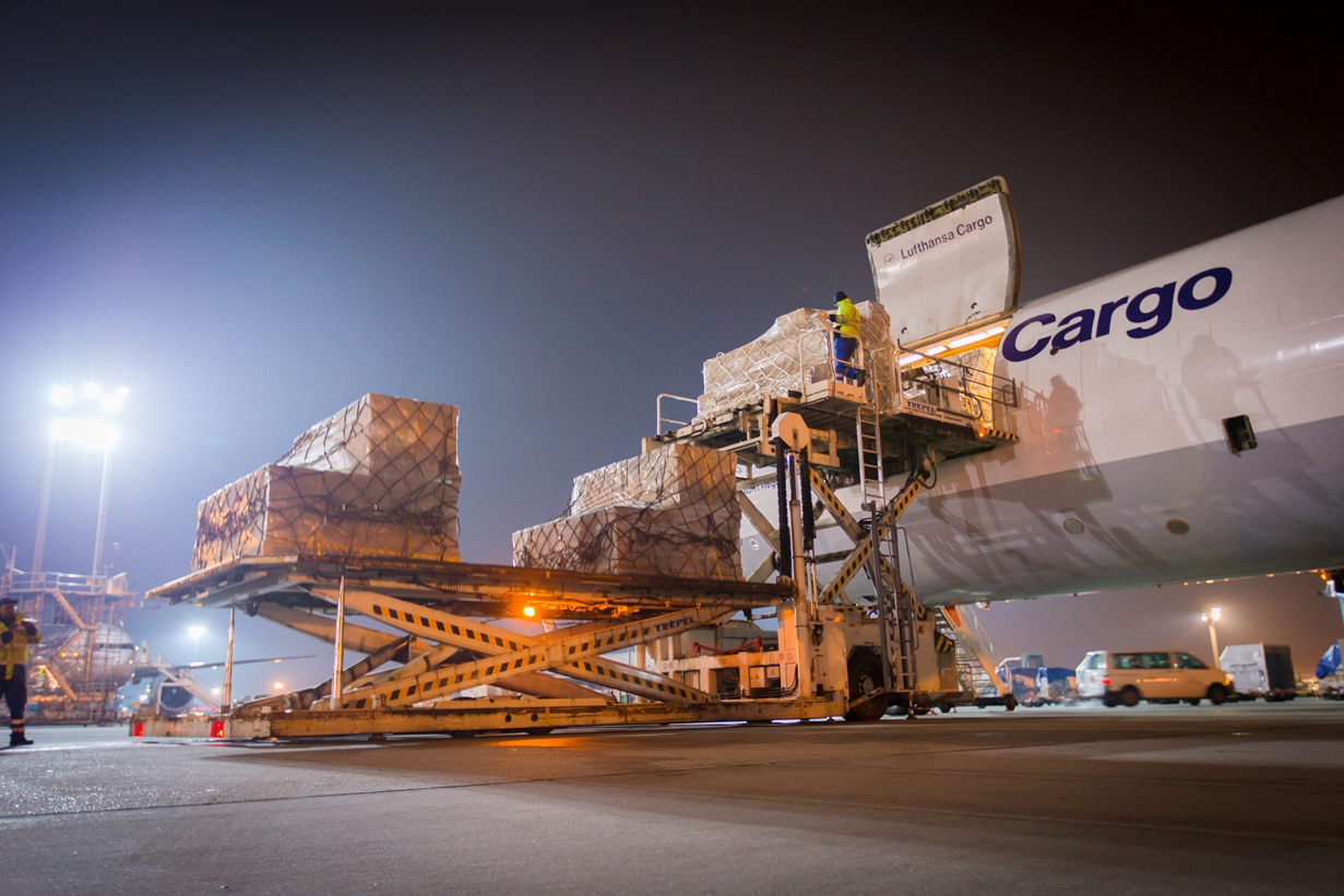 ANA and Lufthansa Cargo launch aircargo joint venture