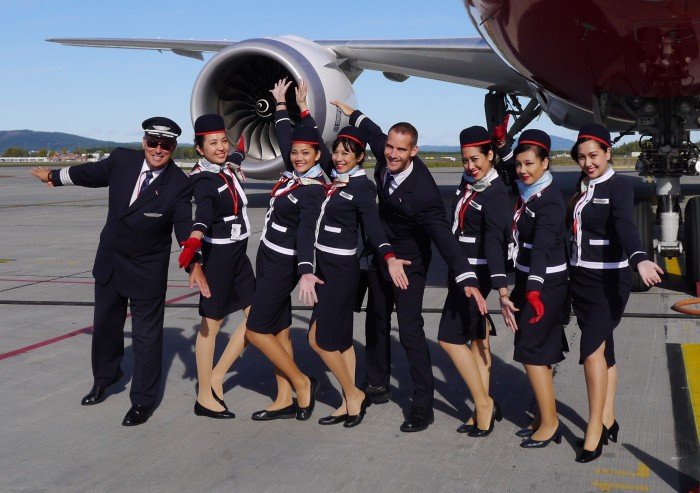 Norwegian is yet again voted Europe's best low-cost airline