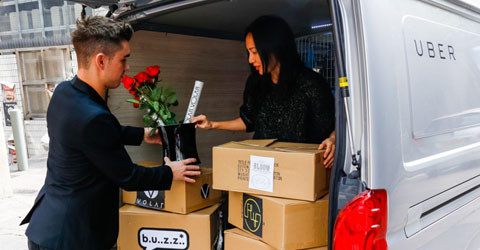 UberCargo launched in Hong Kong