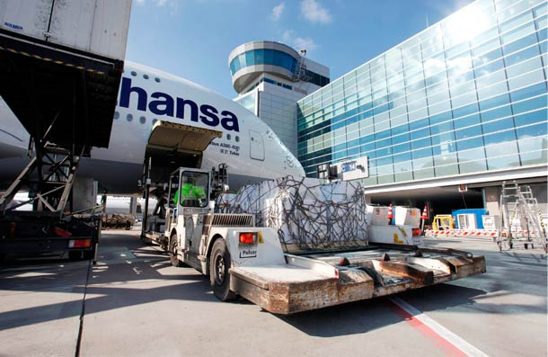 Germany: the air cargo frontier for Europe