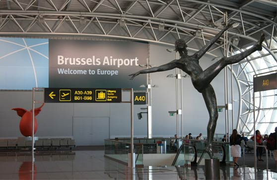 Brussels Airport sees continued growth in April 2015