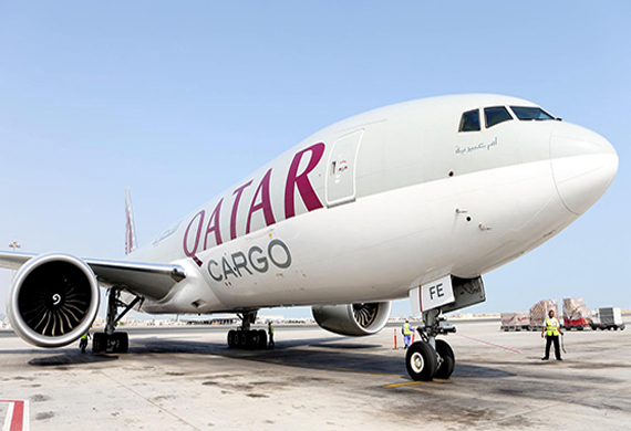 Qatar Airways launches on-board courier service